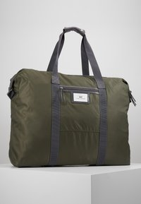 DAY Birger et Mikkelsen - GWENETH WEEKEND - Weekendbag - four leaf clover green - 0