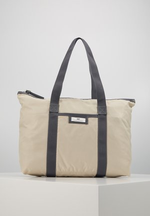 GWENETH WORK - Handtasche - moonlight beige