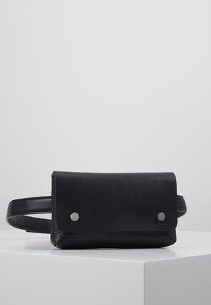 ADDITION BELT BAG - Gürteltasche - black