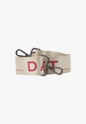 STRAP - Belt - beige/purple