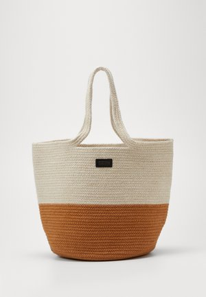 DAY BLOCKING CORD BAG - Tote bag - hot coral
