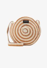 DAY Birger et Mikkelsen - DAY STRIPE - Across body bag - camel/beige - 1