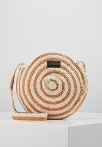 DAY Birger et Mikkelsen - DAY STRIPE - Across body bag - camel/beige - 0