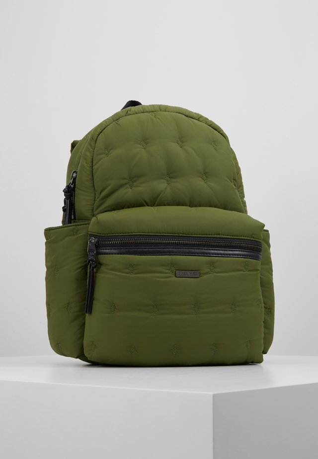 DIAMOND - Rucksack - four leaf clover green