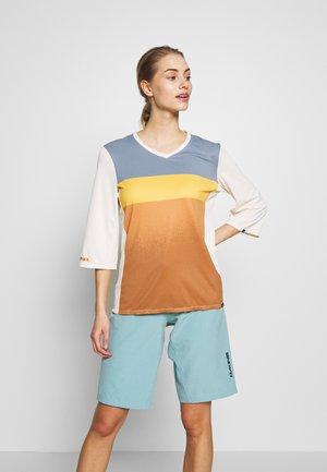 CADENCE  - Bluzka z długim rękawem - desert blocks