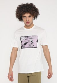 Dakine - NINETY FOUR - T-Shirt print - off white - 0