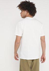 Dakine - NINETY FOUR - T-Shirt print - off white - 2