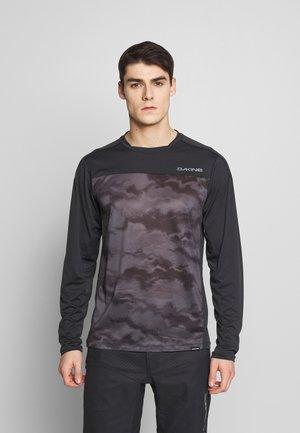 SYNCLINE - Funktionsshirt - black/dark ashcroft