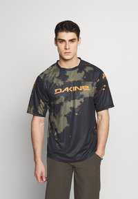 Dakine - THRILLIUM  - T-Shirt print - dark olive - 0
