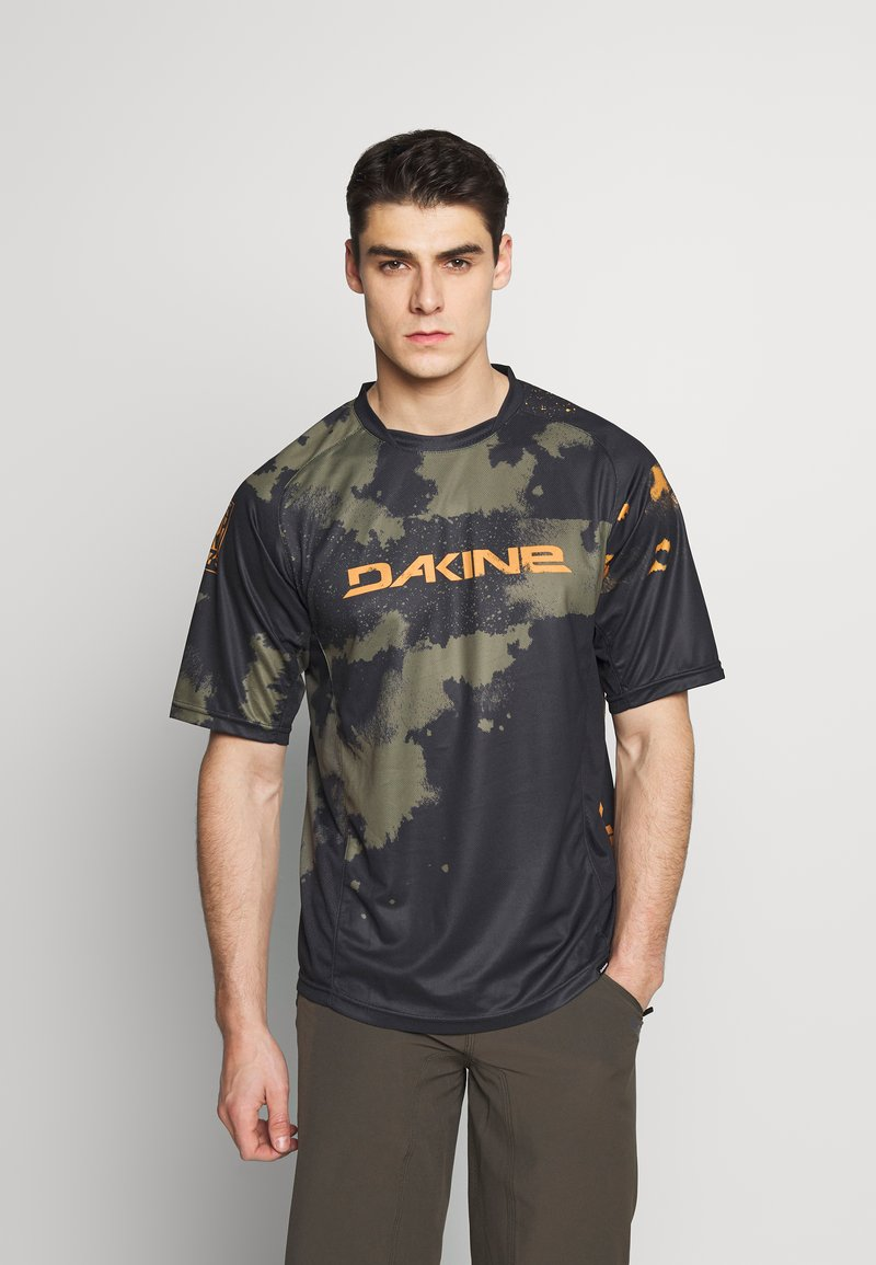 Dakine - THRILLIUM  - T-Shirt print - dark olive