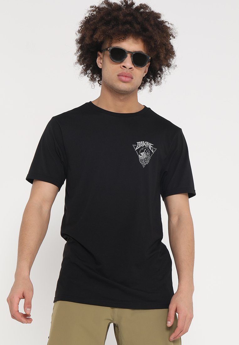 Dakine - HOWL TECH  - T-Shirt print - black