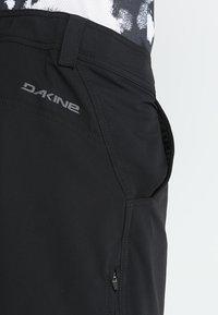 Dakine - DROPOUT SHORT - kurze Sporthose - black - 4