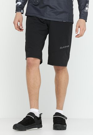 DROPOUT SHORT - Sports shorts - black
