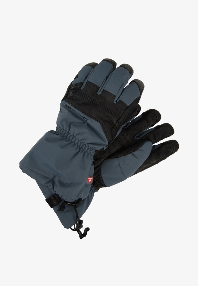 EXCURSION GORE TEX GLOVE - Fingerhandschuh - black/dark slate