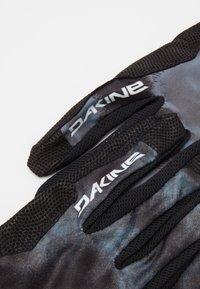 Dakine - THRILLIUM GLOVE - Kurzfingerhandschuh - black/dark ashcroft - 3