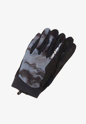 THRILLIUM GLOVE - Kurzfingerhandschuh - black/dark ashcroft