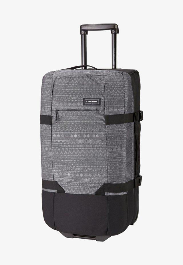 SPLIT ROLLER - Wheeled suitcase - grey