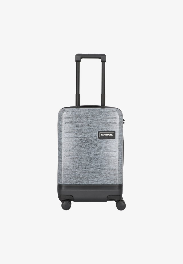 Valise à roulettes - greyscale