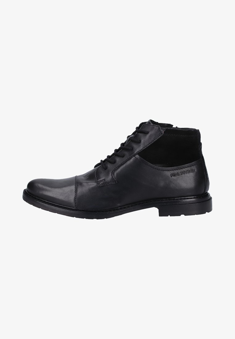 Daniel Hechter - Lace-up ankle boots - black