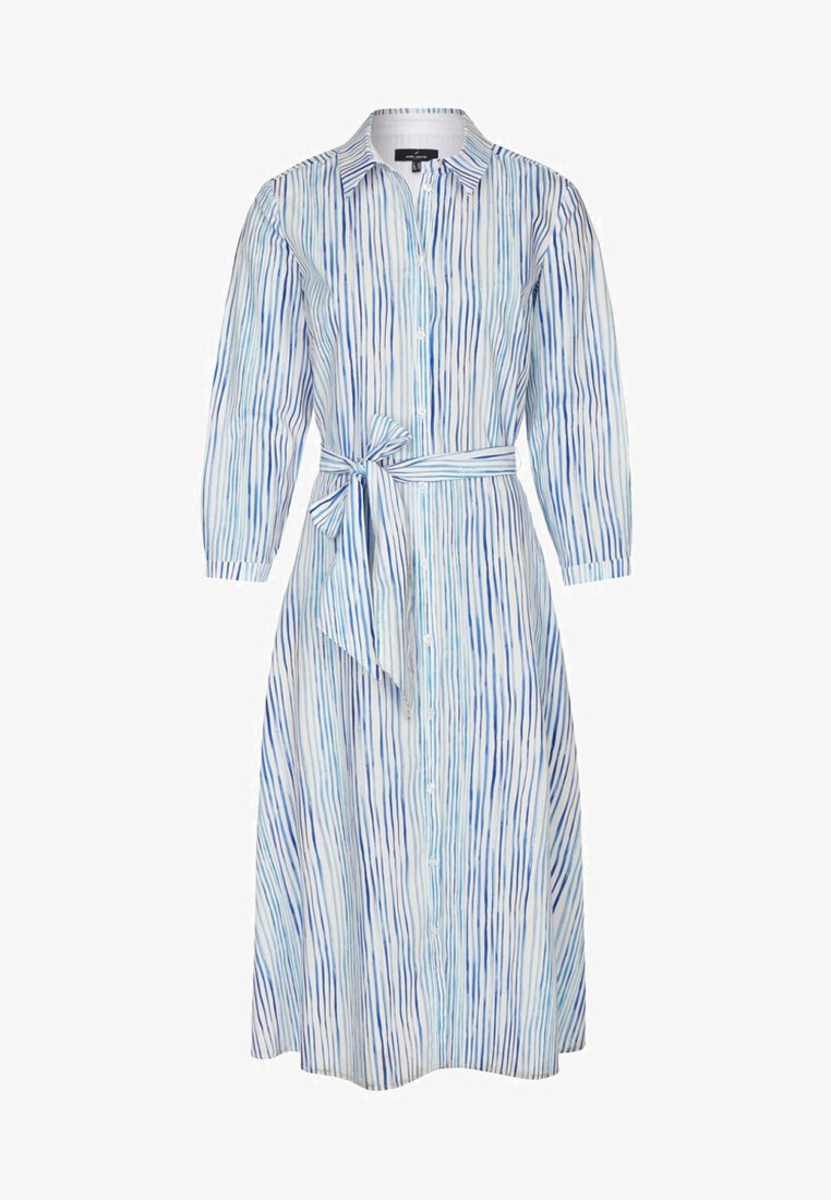 Daniel Hechter - Shirt dress - light blue