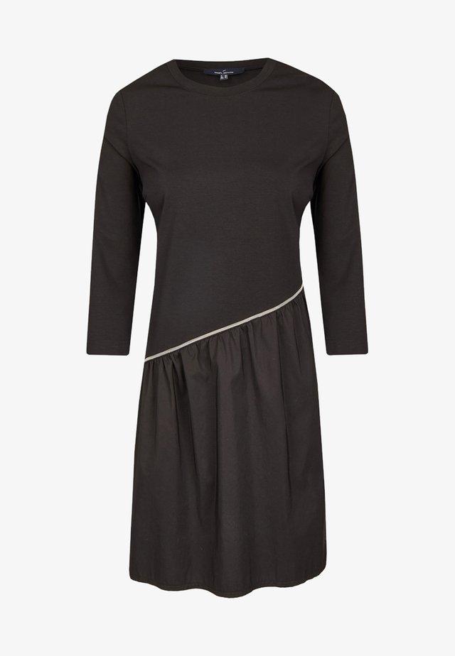 MODISCH ASYMETRISCHES - Day dress - black