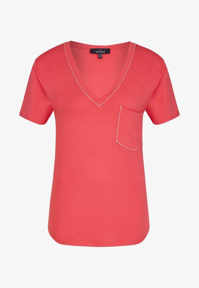 Daniel Hechter - T-Shirt print - red
