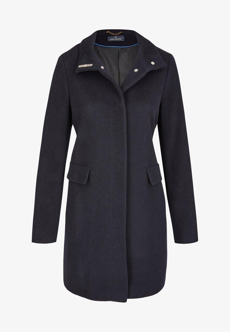 Daniel Hechter - MIT GERADEM SCHNITT - Classic coat - dark blue