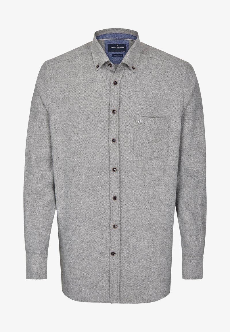 Daniel Hechter - REGULAR FIT - Shirt - light grey