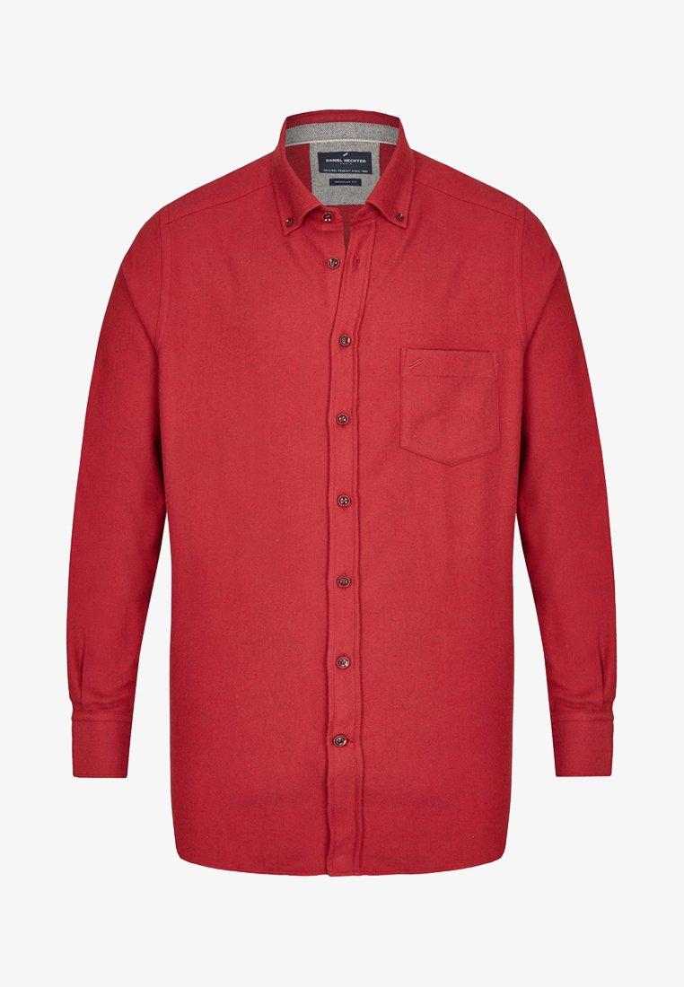 Daniel Hechter - REGULAR FIT - Hemd - dark red