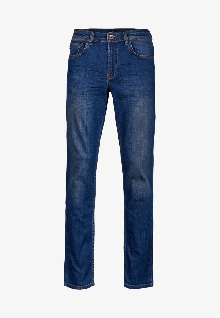 Daniel Hechter - ST. GERMAIN - Straight leg jeans - light blue