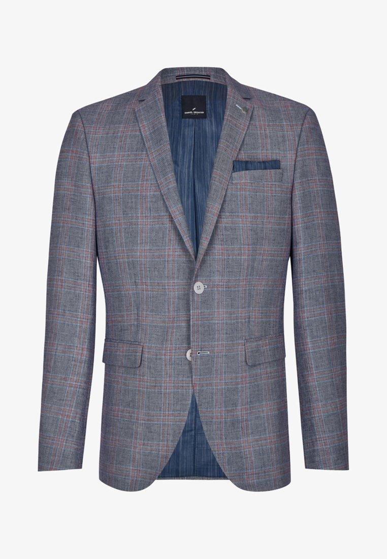 Daniel Hechter - ELEGANTES CITY - Blazer jacket - light blue