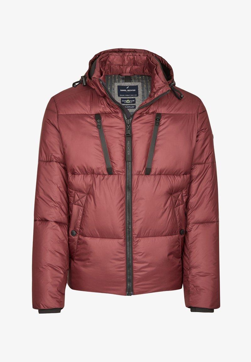 Daniel Hechter - Winter jacket - dark red
