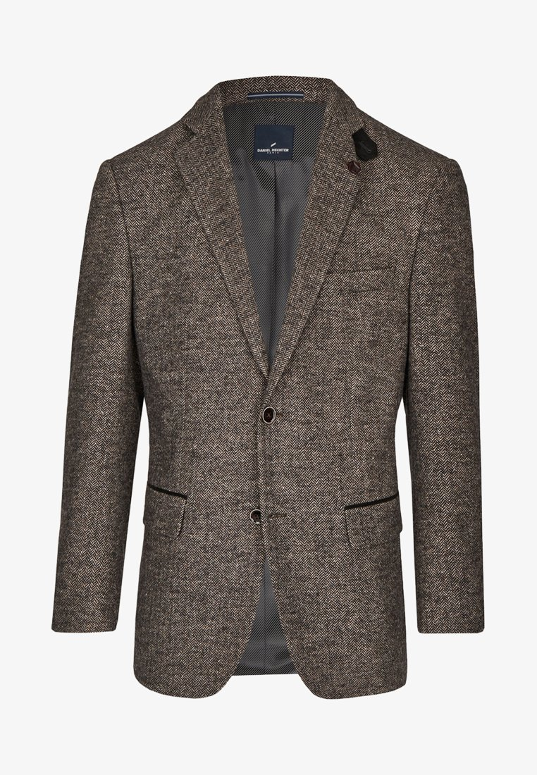 Daniel Hechter - Blazer jacket - brown