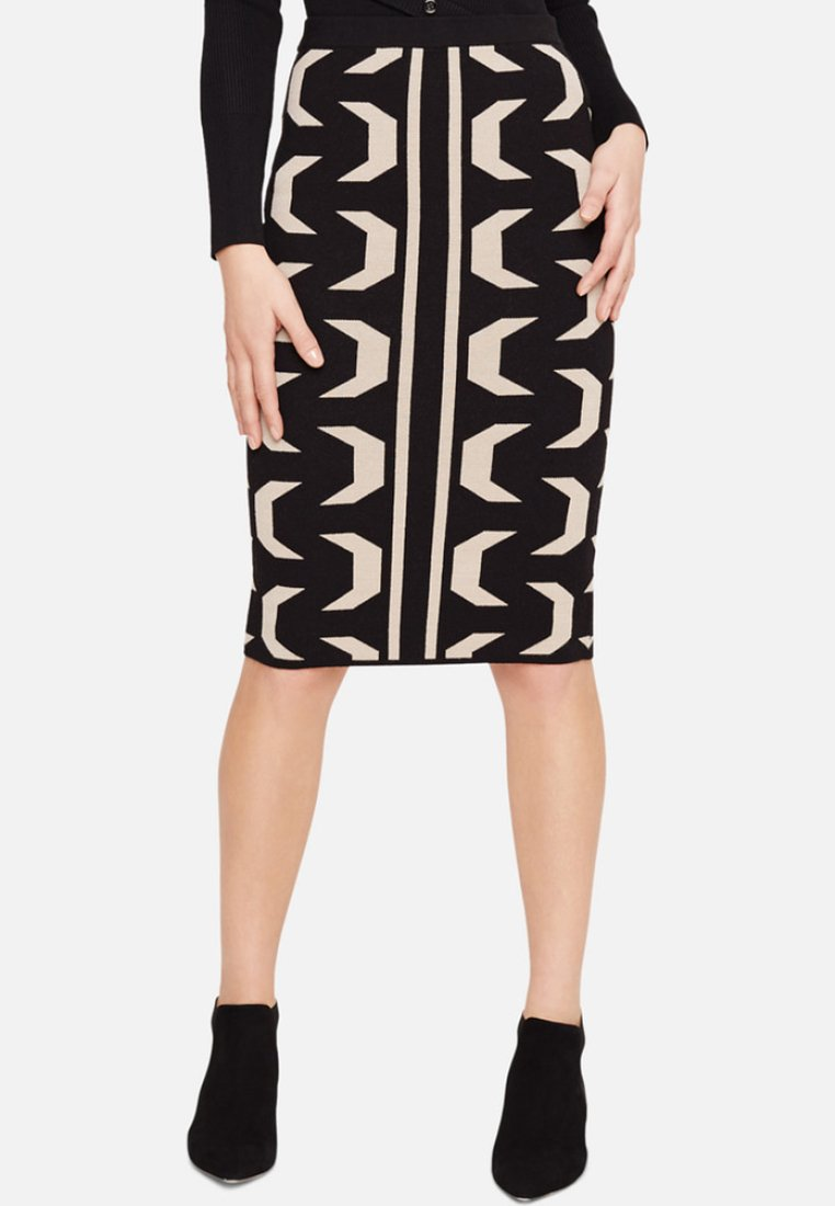 Damsel in a Dress - Pencil skirt - black