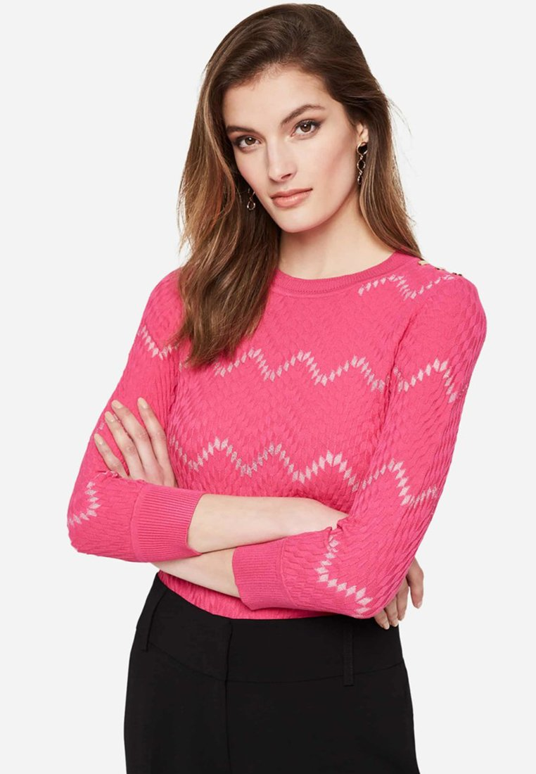 Damsel in a Dress - Strickpullover - pink
