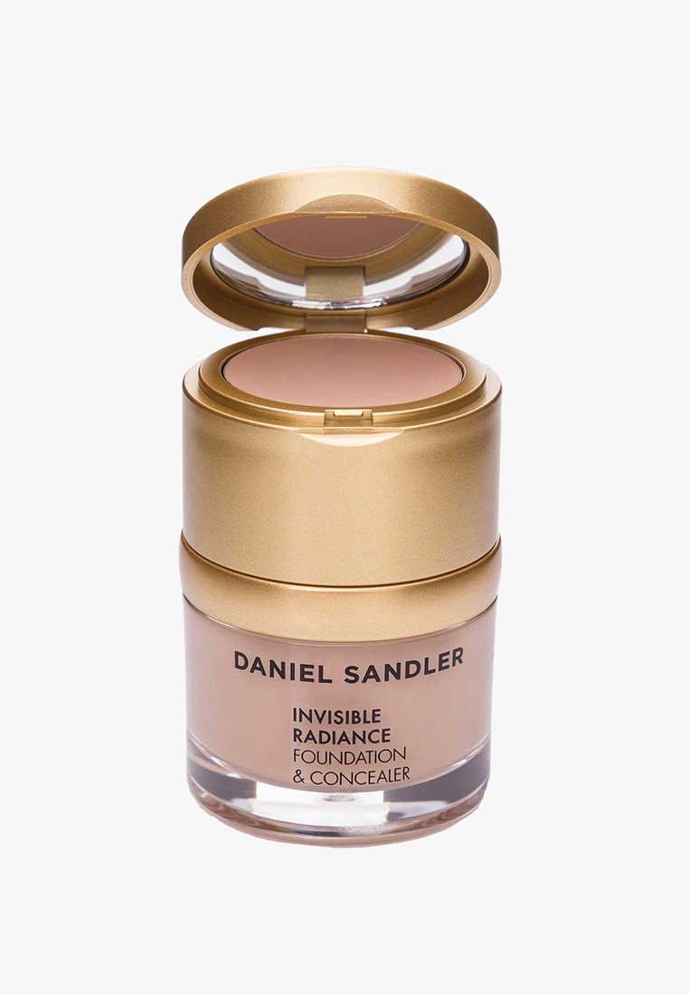 Daniel Sandler - INVISIBLE RADIANCE FOUNDATION - Foundation - sand