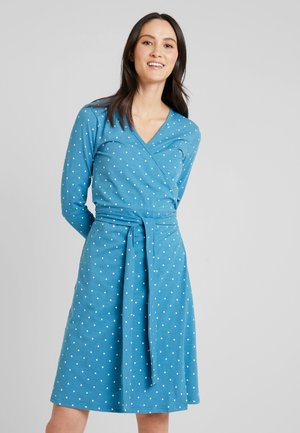 REGINA DRESS - Day dress - tourmaline/chalk