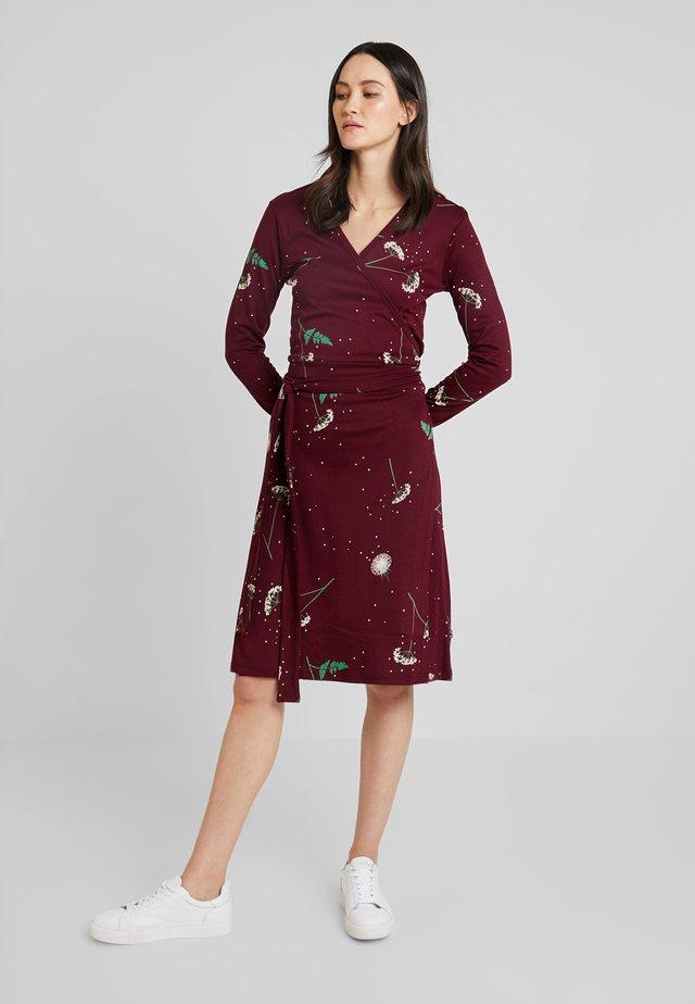 REGINA DRESS - Korte jurk - dark meadow