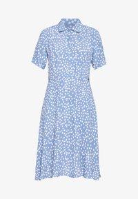 Danefæ København - PRIM DRESS - Denní šaty - light blue - 4