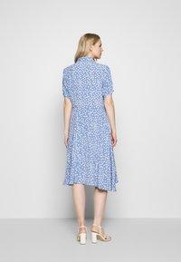 Danefæ København - PRIM DRESS - Denní šaty - light blue - 2