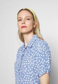 Danefæ København - PRIM DRESS - Denní šaty - light blue - 3