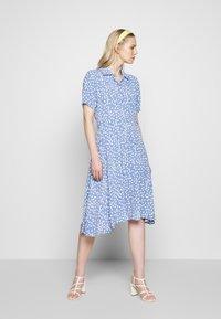 Danefæ København - PRIM DRESS - Denní šaty - light blue - 1