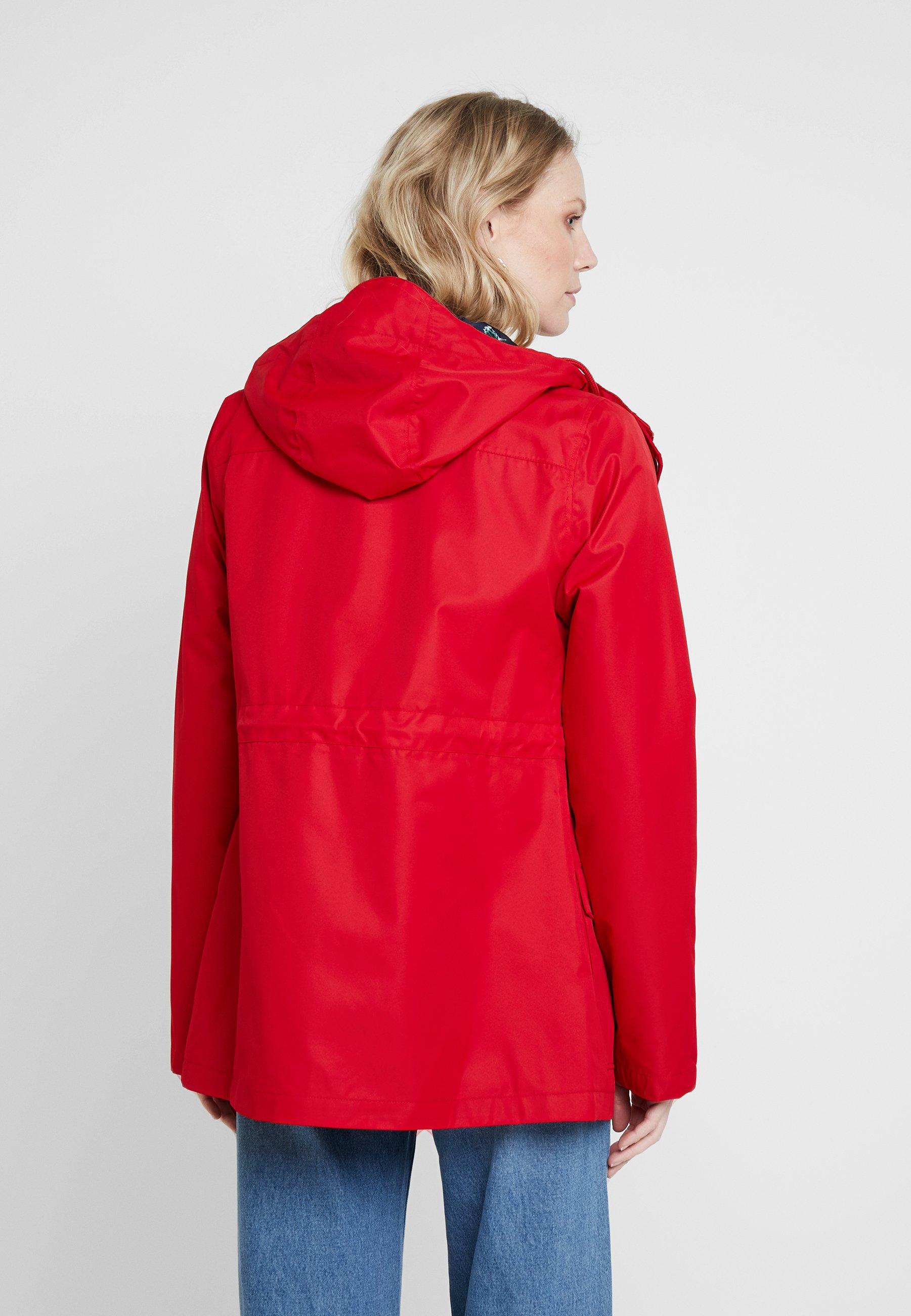 Red Lotta Imperméable Rain Danefæ København JacketVeste PZkXiu