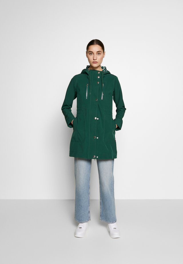 INGE MID STRETCH - Parka - pine forest