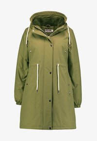Danefæ København - NORA WINTER - Zimní kabát - olive - 4