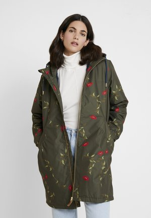 GURLI WINTER PARKA - Short coat - army picabella