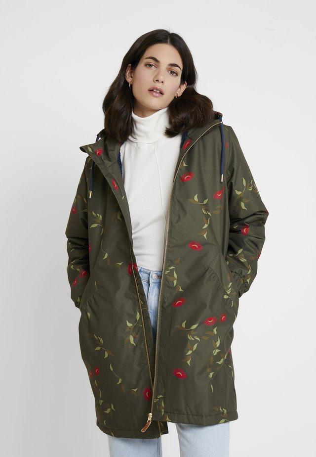 GURLI WINTER PARKA - Halflange jas - army picabella