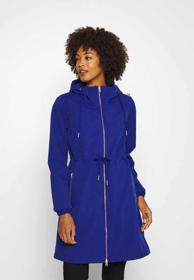 ELISE - Parka - marine/sailor blue