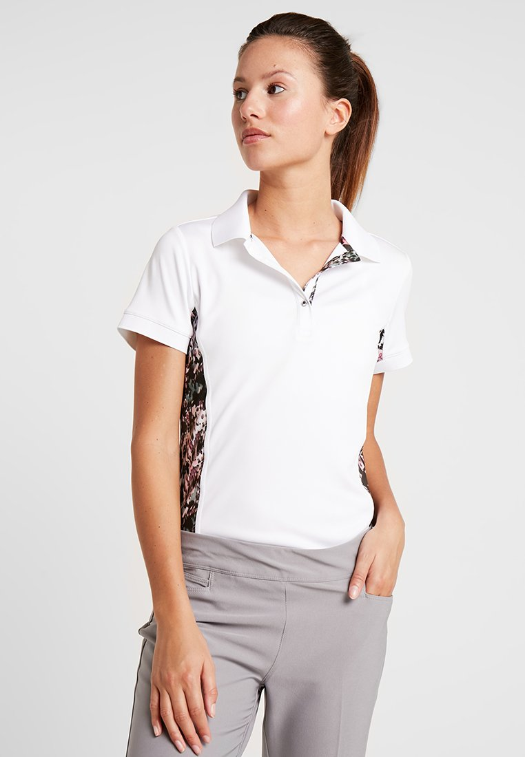 Daily Sports - KAREN CAP - Koszulka polo - white