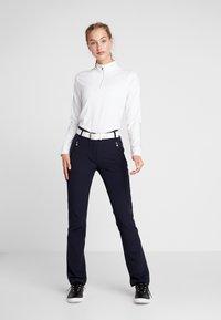 Daily Sports - ANNA - Långärmad tröja - white - 1